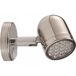 Stainless Steel Led Spotlight with Touch Switch 12/24